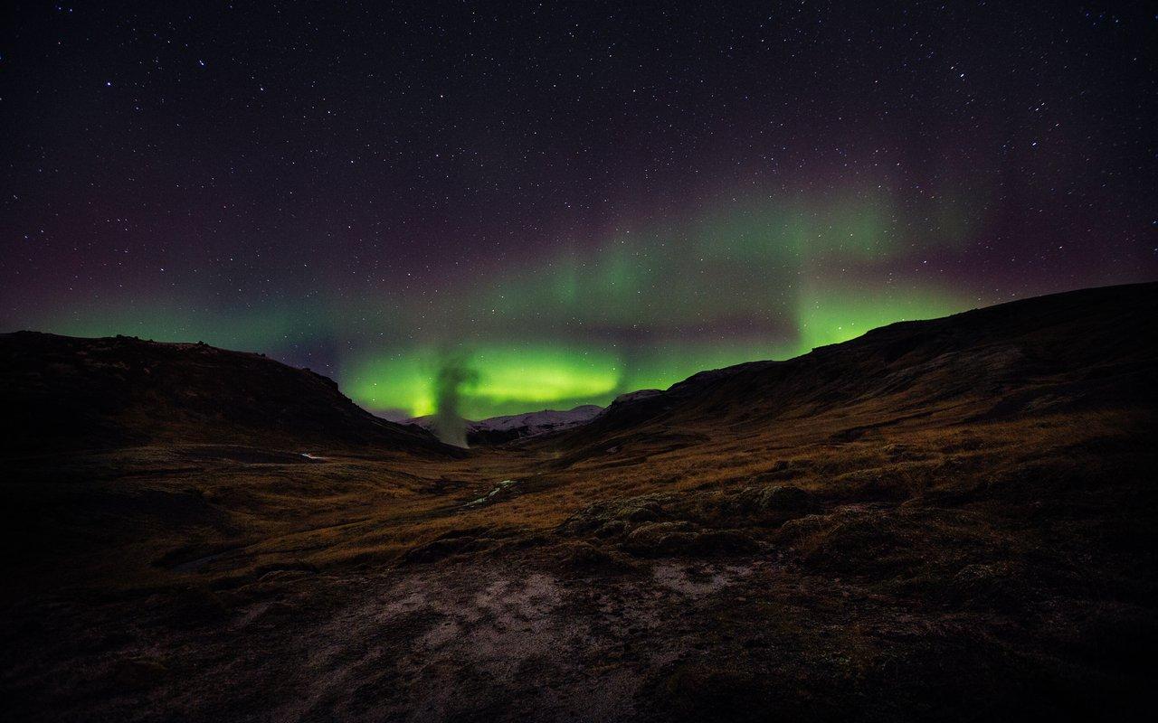 AWAYN IMAGE Hike to Reykjadalur