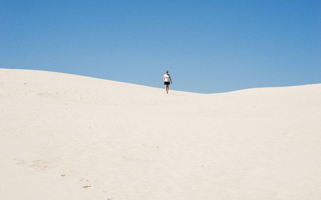 AWAYN IMAGE Squeaky Beach Wilsons Promontory National Park