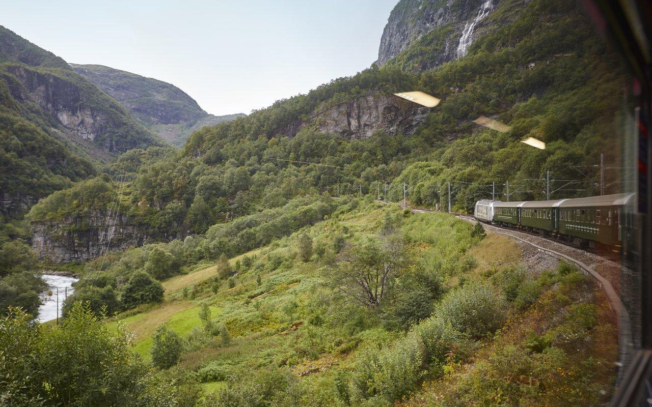 AWAYN IMAGE Flam train (Flamsbana)